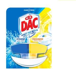 Dac Toilet Cleaner Duo Active Lemon 50ml