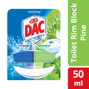 Dac Toilet Cleaner Duo Active Pine 50ml