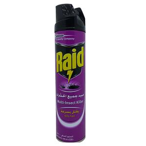Raid Multi-Insect Killer 400ml