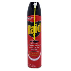 Raid Cockroach & Ant Killer 400ml