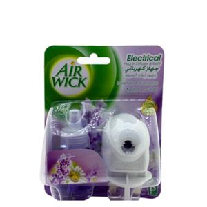 Air Wick Electrical Plug In Diffuser & Refill Lavender 19ml