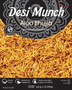 Desi Munch Aloo Bhujia Mix 100g