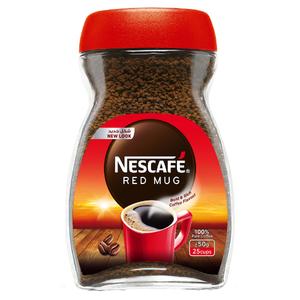 Nescafe Red Mug Instant Coffee Jar 50g