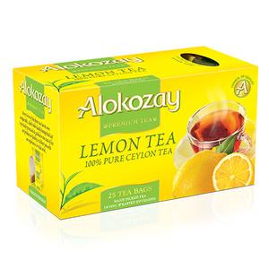 Alokozay Lemon Tea Bags 25s