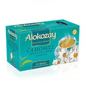 Alokozay Camomile Tea Bag 25s