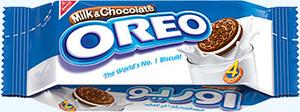 Oreo Milk & Chocolate 45g