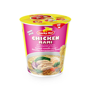 Lucky Me Cup Noodle Chicken 70gm