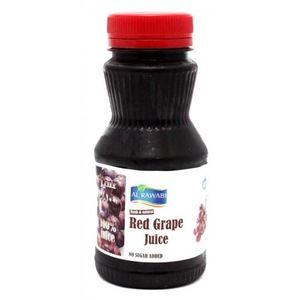 Al Rawabi Fresh & Natural Red Grape Juice 1L