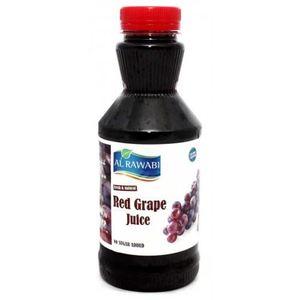 Al Rawabi Red Grape Juice 500ml