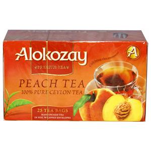 Alokozay Peach Tea Bags 25s
