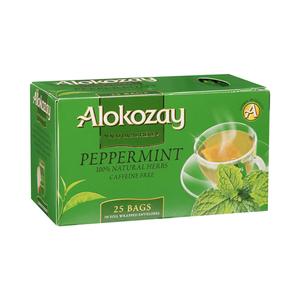 Alokozay Peppermint Tea Bags 25s