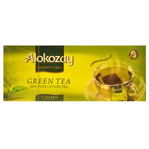 Alokozay Green Tea Bags 25pcs