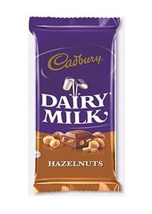 Cadbury Dairy Milk Chocolate Hazelnut 100g