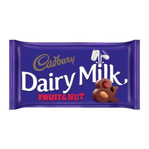 Cadbury Dairy Milk Fruit & Nut 230g