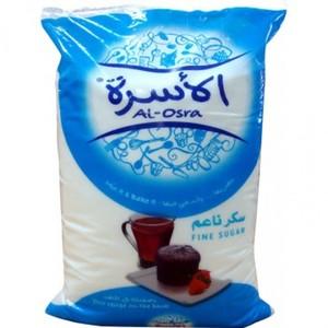 Al Osra Fine White Sugar 1Kg
