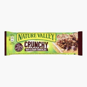 Nature Valley Crunchy Granola Bars Oats And Chocolate Box 42g