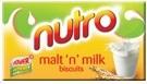 Nutro Malt N Milk Biscuits 50g