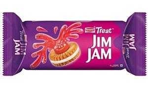 Britannia Jim Jam Biscuit 100g