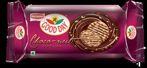 Britannia Good Day Choco Nut 100g
