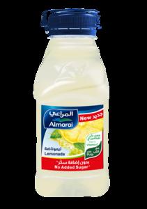 Almarai Mixed Fruit Lemon Juice 200ml