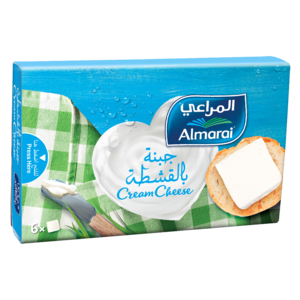 Almarai Cream Cheese Portion 108g