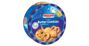 Americana Butter Cookies 908g