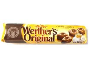 Storck Werther's Original Coffee Candies 50g