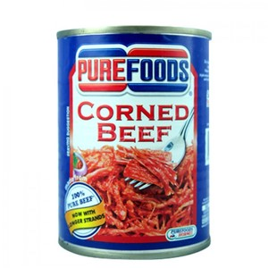Pure Food Cornbeef Classic 380gm