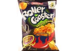 Jack&Jill Roller Coaster Potato Cheese Ring 85g