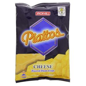 Jack&Jill Piattos Potato Crisps Cheese 85g