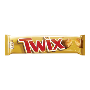 Twix Chocolate Bar 25g