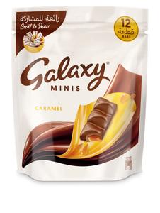 Galaxy Caramel Mini Chocolate 150g