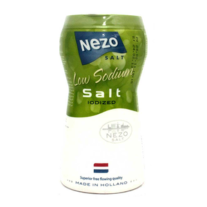 Nezo Salt Low Sodium 450gm