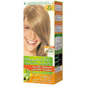 Garnier Color Naturals 8.1 Light Ash Blond 1set