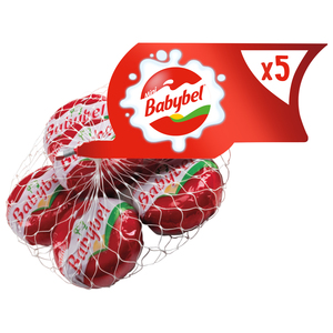 Mini Babybel Original Cheese 5x20g