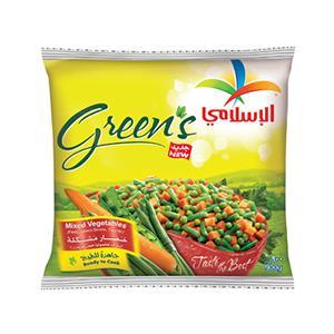 Al Islami Mixed Vegetables 400g