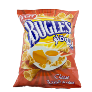 Tifull Fatany Bugles Cheese 90gm