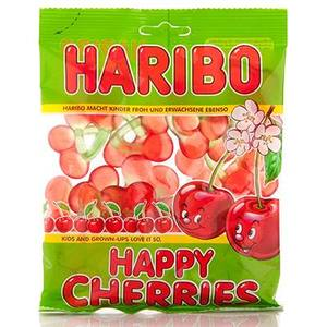 Haribo Happy Cherries 160g