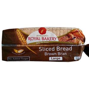 Royal Bakery Sliced Brown Bread 1pkt