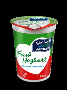 Almarai Low Fat Yoghurt 500g