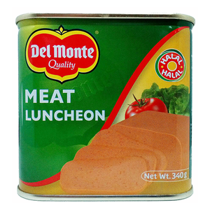 Delmonte Beef Luncheon Meat 340gm