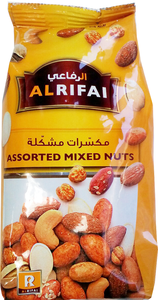 Al Rifai Assorted Mixed Nuts 200gm