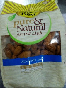 Best Pure & Natural Almonds 150g