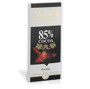 Lindt Excellence Dark Chocolate 85% 35g