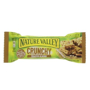 Nature Valley Crunchy Granola Bar Roasted Almond 42g