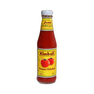 Kimball Ketchup Bottle 325gm