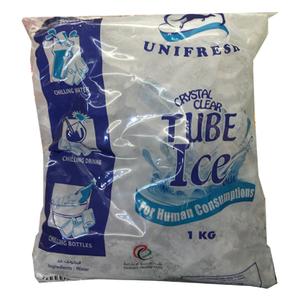 Unifresh Tube Ice 1KG