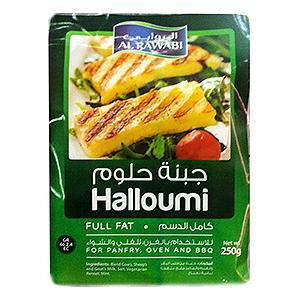 Al Rawabi Full Fat Halloumi 250g