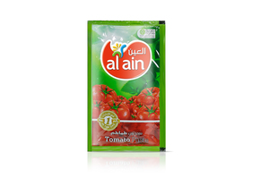 Al Ain Tomato Paste Pouch 70g