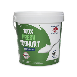 Al Ain Natural Yoghurt 1kg
